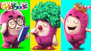 Download Oddbods | Play DRESS UP | Funny Cartoons For Children Video