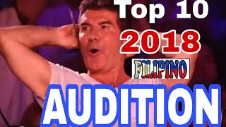 Download TOP 10 FILIPINO JOINING INTERNATIONAL SINGING COMPETITION 2018 (PART 1) Video