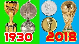 Download FIFA World Cup Trophy Evolution II 1930-2018II Historical Collection Video