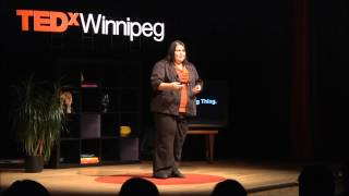 Download Learning to listen: Karyn Gagnon at TEDxWinnipeg Video