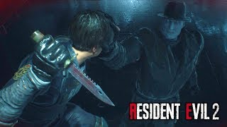 Download Resident Evil 2 Remake - All Mr. X Tyrant Boss Battles Compilation (Claire & Leon's Story) Video