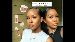 Download FENTY BEAUTY BY RIHANNA First Impressions/Review Video