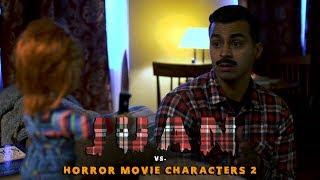 Download Juan vs Horror Movie Characters 2   David Lopez Video