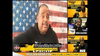 Download ROLAND MARTIN SPEAKS BEEF WITH DR. UMAR JOHNSON , BOYCE WATKINS , TARIQ NASHEED Video