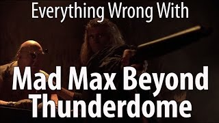 Download Everything Wrong With Mad Max Beyond Thunderdome Video