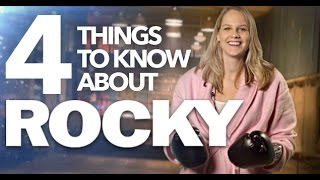 Download 4 Things to Know About the Original ROCKY Video