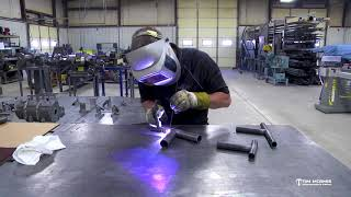 Download Weld Quality & Tacking - Fabrication Series: 08 Video