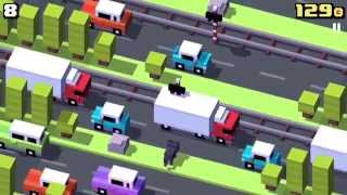 Download Unity Ads video ads in Crossy Road (iOS) Video