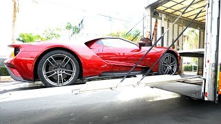 Download 2017 Ford GT Delivery Video