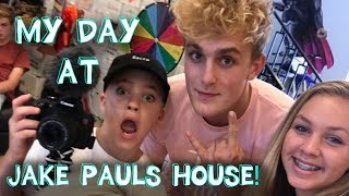 Download My Day at Jake Paul's House! Video