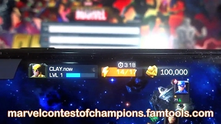 Download Marvel Contest of Champions Hack Android and IOS Video