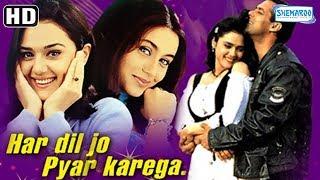 Download Har Dil Jo Pyar Karega (HD) Salman Khan, Rani Mukerji, Preity Zinta - Hindi Movie With Eng Subtitles Video