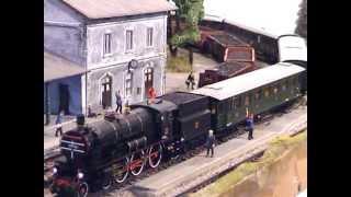 Download Märklin BR 58, Märklin BR 55, Brawa Rh 1-050 und Roco SZ 03 (ex DRB 38 4119) Video