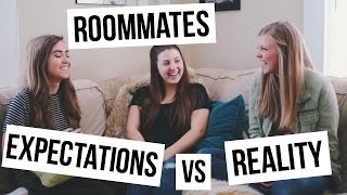 Download LIVING WITH ROOMMATES: Expectations VS Reality Video
