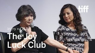 Download THE JOY LUCK CLUB Cast and Crew Q&A | TIFF 2018 Video