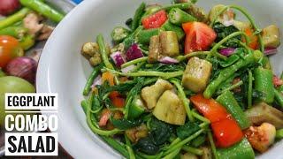 Download Eggplant Combo Salad Video