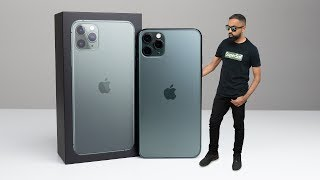 Download iPhone 11 Pro Max UNBOXING (Midnight Green) Video