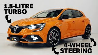 Download 2018 Renault Megane RS: The New Type R Slayer? Video