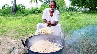 Download Pasta Recipe | Yummy White Sauce Pasta Recipe by Our Grandpa Cooking For Orphan Kids Video