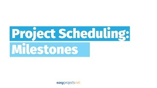 Download Scheduling with Milestones in Project Management — Episode 16 Video