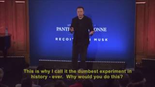 Download Elon Musk's Unbelievably Simple 12-minute Killer Break Down on Climate Change Video