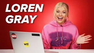 Download Loren Gray Takes The Millennial Test Video