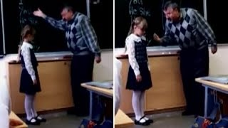 Download Teacher Humiliates 8 yr Old Girl In Front Of class Then She Takes Ultimate Revenge Video