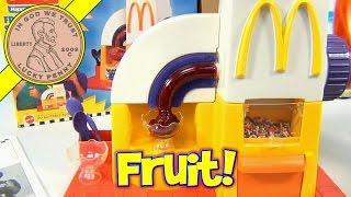 Download McDonald's 1993 Frozen Fruit Snack Maker Set - Making Frozen Treats! Video