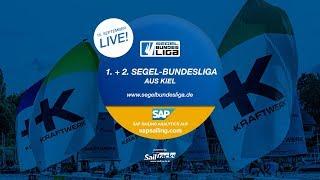 Download Live 1. und 2. Segel-Bundesliga Kiel - 15.09.2018 Video