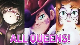 Download ALL 13 QUEENS OF MEWNI REVEALED! (BOY QUEEN!) - Star vs the Forces of Evil Breakdown Video