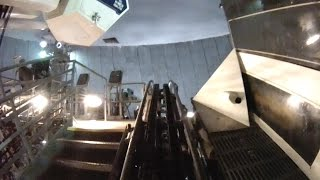 Download Space Mountain Lights on POV Best Quality! (Magic Kingdom, Walt Disney World) | BrandonBlogs Video