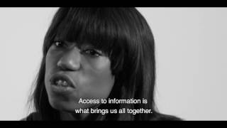 "Download IPDCtalks 2017 – G. Calvin Smith – Statement ""Access to information is what brings us all together"" Video"