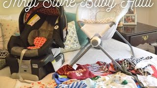 Download Baby Haul | Thrift Store Edition Video