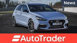 Download Hyundai reveal N hot hatch and Fastback coupe Video
