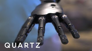 Download Living with a mind-controlled robot arm Video