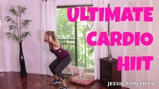 Download Ultimate Cardio HIIT - 9-Minute High Intensity Interval Training Video