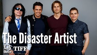 Download Tommy Wiseau On Why James Franco Was Perfect For 'The Disaster Artist' | Los Angeles Times Video