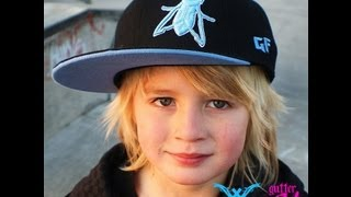 Download 6 year old skateboarder Video