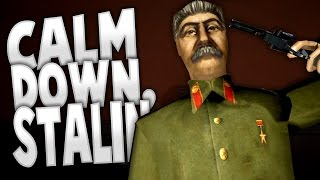 Download Calm Down Stalin - INSANELY STRESSFUL (Calm Down Stalin Gameplay Highlights) Video