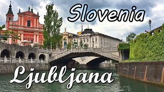 Download Ljubljana, Slovenia, tourist attraction and things to do Video