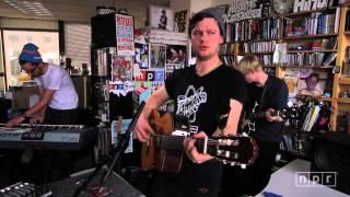 Download Alt-J: NPR Music Tiny Desk Concert Video