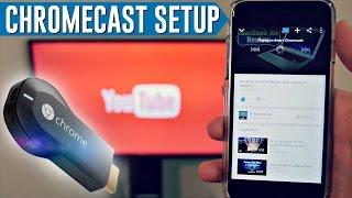 Download Chromecast Setup: How to Install & Use a Chromecast Video