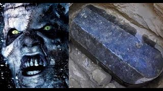 Download Archaeologists Prepare To Open Giant Black Sarcophagus Despite Warnings Video