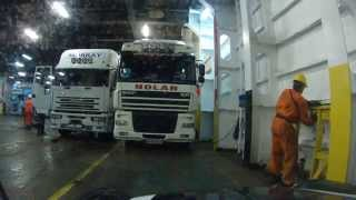 Download Boarding Ferry from Ireland (Rosslare) to France (Cherbourg) Video