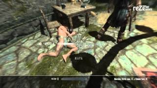 Download Zagrajmy w TES V Skyrim #1 - Zaczynamy Video