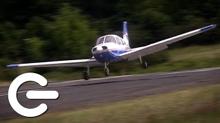 Download Piloting A Plane With No Flight Experience - The Gadget Show Video