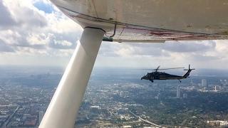 Download Black Hawk Intercepts a Cessna 182 Video