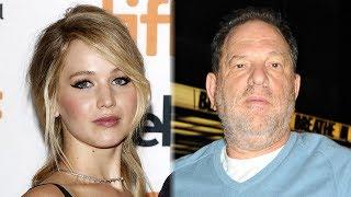 Download Jennifer Lawrence BLASTS Harvey Weinstein & More Stars Speak Out Video