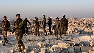 Download Fresh fears for civilians as fighting rages in Aleppo Video