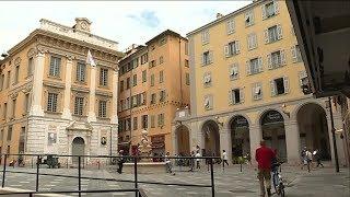Download La place St François à Nice après 8 mois de travaux Video